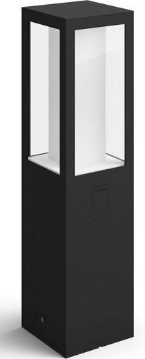 Philips Hue LED Außen-Tischleuchte »Impress«, 1-flammig, Sockelleuchte inkl. LEDs fest integriert