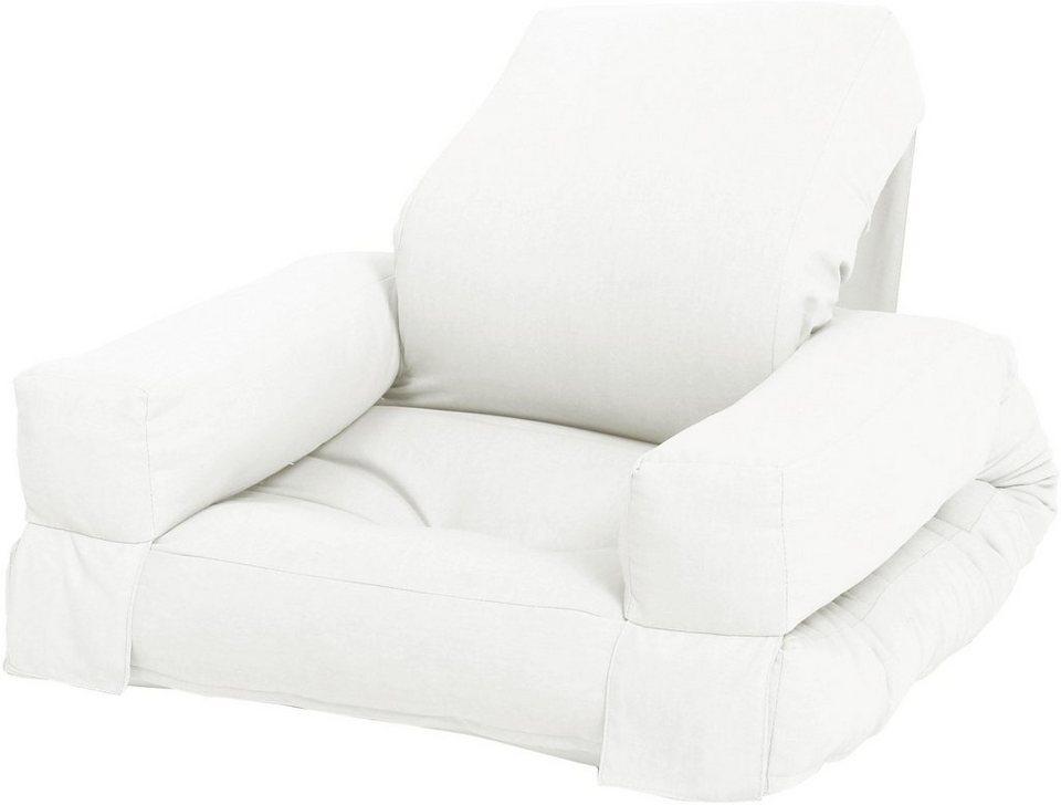 Karup Design Kleiner Futon Sessel Mini Hippo Otto