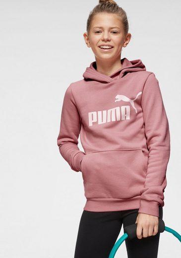 PUMA Kapuzensweatshirt »ESSENTIAL FLEECE HOODY GIRLS«