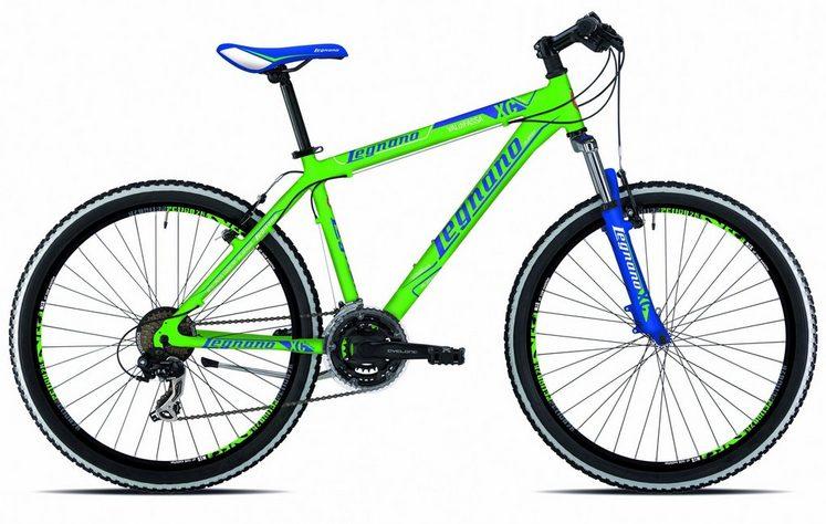 Legnano Mountainbike, 21 Gang Shimano TY300 Schaltwerk