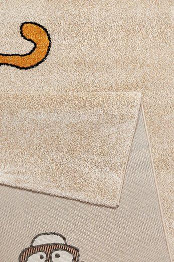 Kinderteppich »Bandidoleros«  Sigikid  rechteckig  Höhe 13 mm