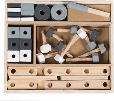 Roba® Holzbaukasten, Holz, (48 St)