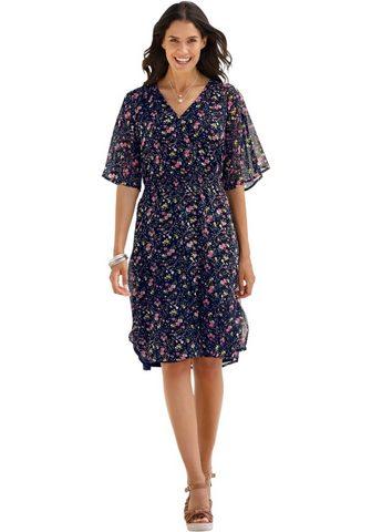 INSPIRATIONEN Classic suknelė su süßem Millefleurs-P...