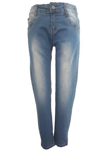 Family Trends Jeans mit Taillengummi verstellbar