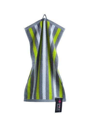grace grand spa Handtuch Set »3er-Pack Active Stripes«