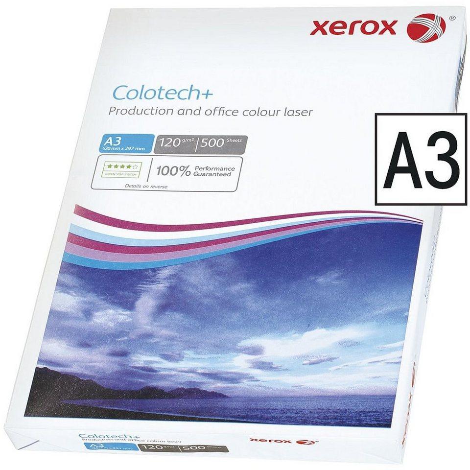 Xerox Farblaserpapier »Colotech+«