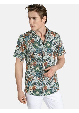 SHIRTMASTER Marškiniai trumpom rankovėm »floralpow...
