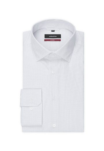 Punkte kragen Businesshemd Kent Modern »modern« Seidensticker Langarm x8p6qUYY