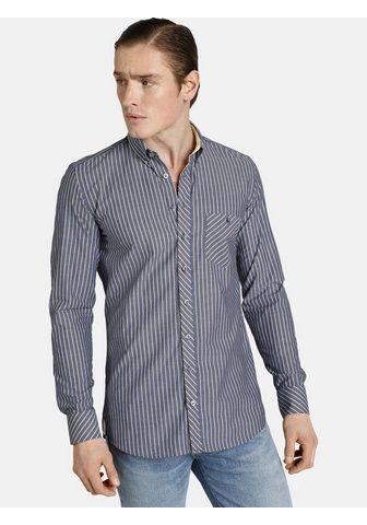 SHIRTMASTER Dryžuoti marškiniai »yellowchic«