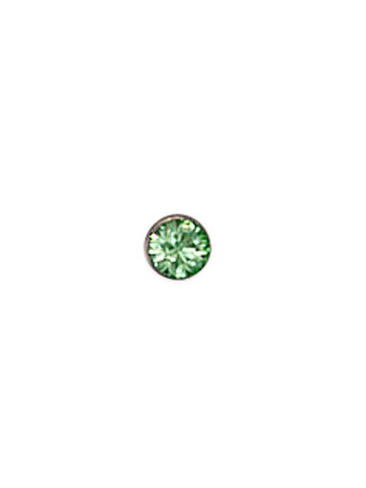 Adelia´s Nasenpiercing Edelstahl mit Swarovski Kristall Ø 0.22 mm | Schmuck > Piercings | Adelia´s