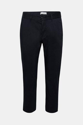 Pants Elastischem Bund Mit Esprit Cropped ZvYOWq