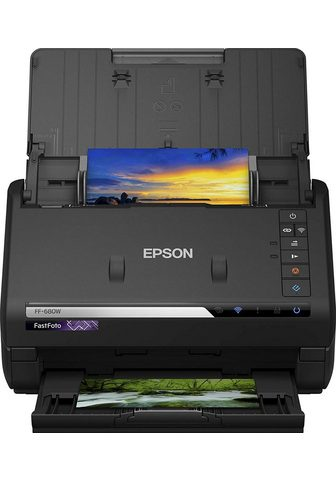 EPSON FastFoto FF-680W Skeneris »WLAN Scanne...