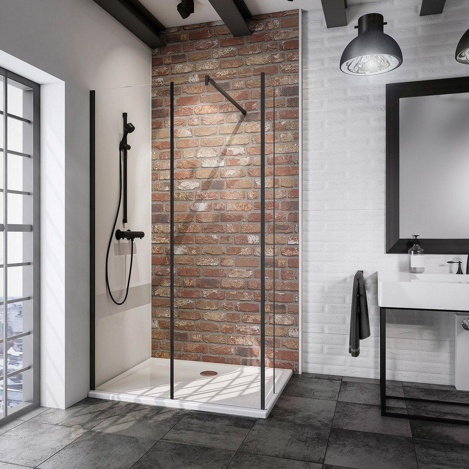 SCHULTE Walk-In Dusche »Alexa Style 2.0«, 120 x 30 cm online kaufen ...