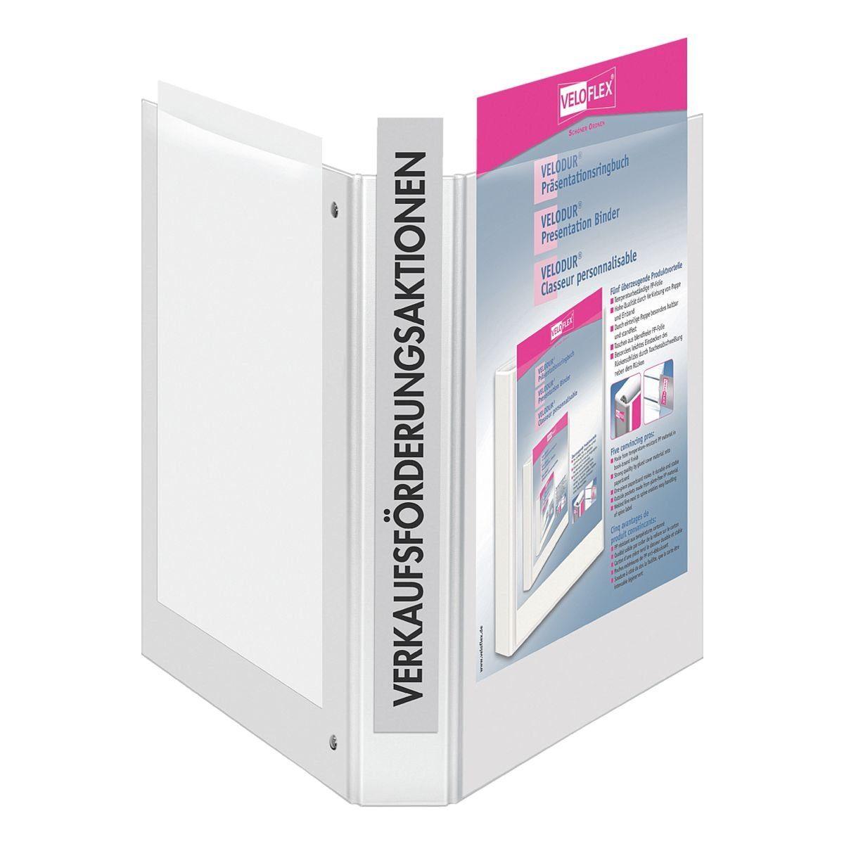 VELOFLEX Präsentationsringbuch »VELODUR® 41431«