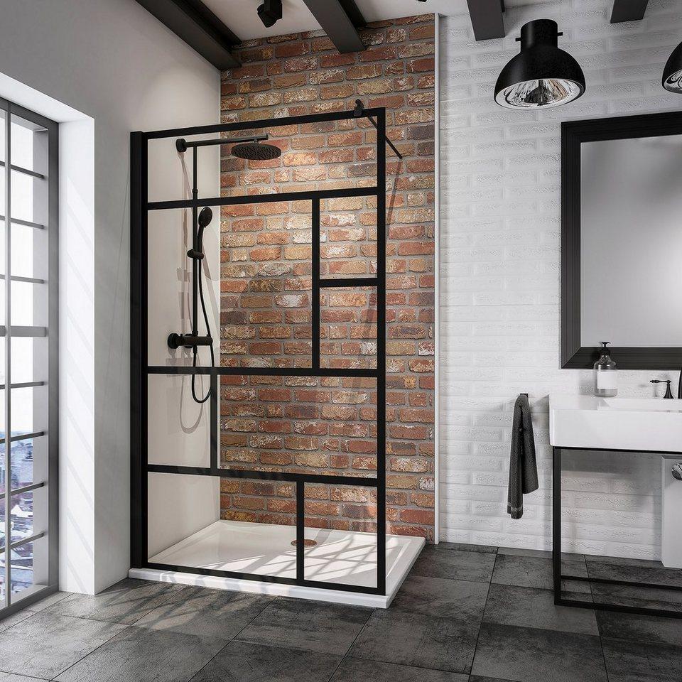 Häufig SCHULTE Walk-In Dusche »Alexa Style 2.0«, 120 cm | OTTO SO66