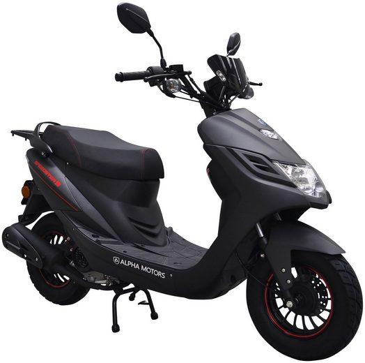 ALPHA MOTORS Motorroller »Speedster S«, 50 ccm, 45 km/h