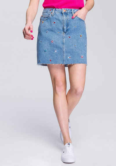 hot sale online a9b11 367d1 Tommy Hilfiger Jeansröcke online kaufen | OTTO