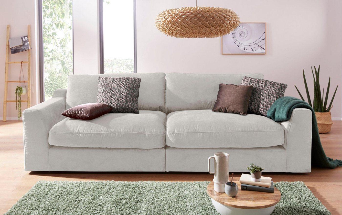 sit&more Big-Sofa | Wohnzimmer > Sofas & Couches > Bigsofas | Grau | sit&more