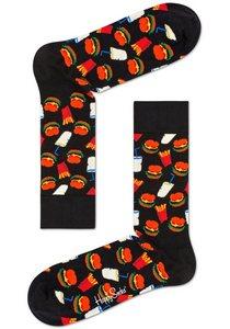 Happy Socks Socken »Burger« mit Hamburger-Muster