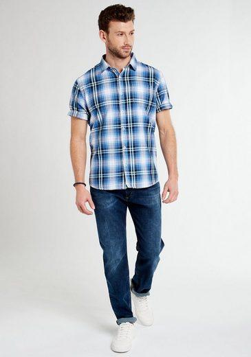 »herrenhemd Pioneer Herrenhemd Pioneer Shirt« Herrenhemd »herrenhemd Shirt« wBSqpBH
