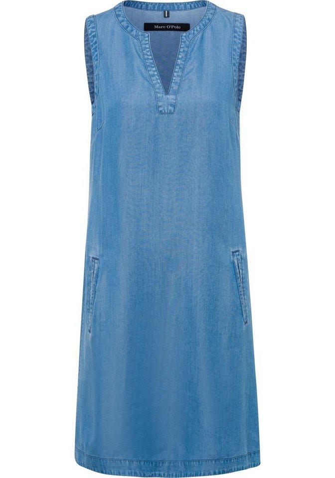 cheaper 17a53 f95ef Marc O'Polo A-Linien-Kleid mit seitlichen Faketaschen online kaufen | OTTO