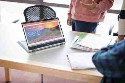 HP Pavilion x360 15-dq0220ng/15-dq0221ng Notebook (39,6 cm/15,6 Zoll, Intel Core i5, 1000 GB HDD, 256 GB SSD)