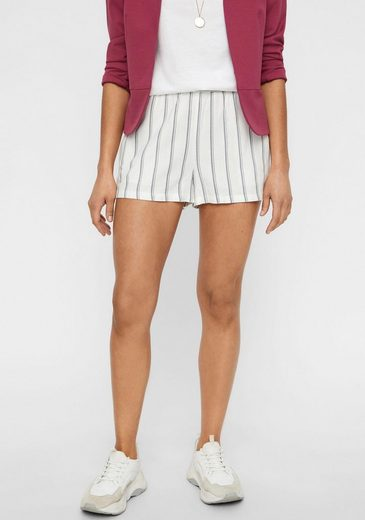 Vero Moda Shorts »ANNA MILO STRIPE«