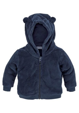 Куртка плюшевая