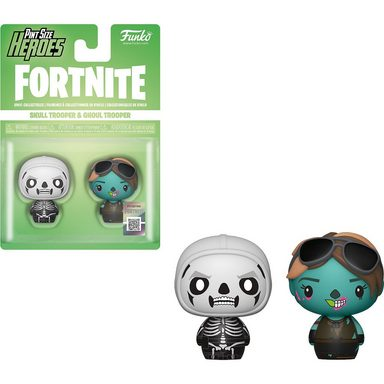 Funko PSH 2-Pack: Fortnite - Skull Trooper & Ghoul Trooper