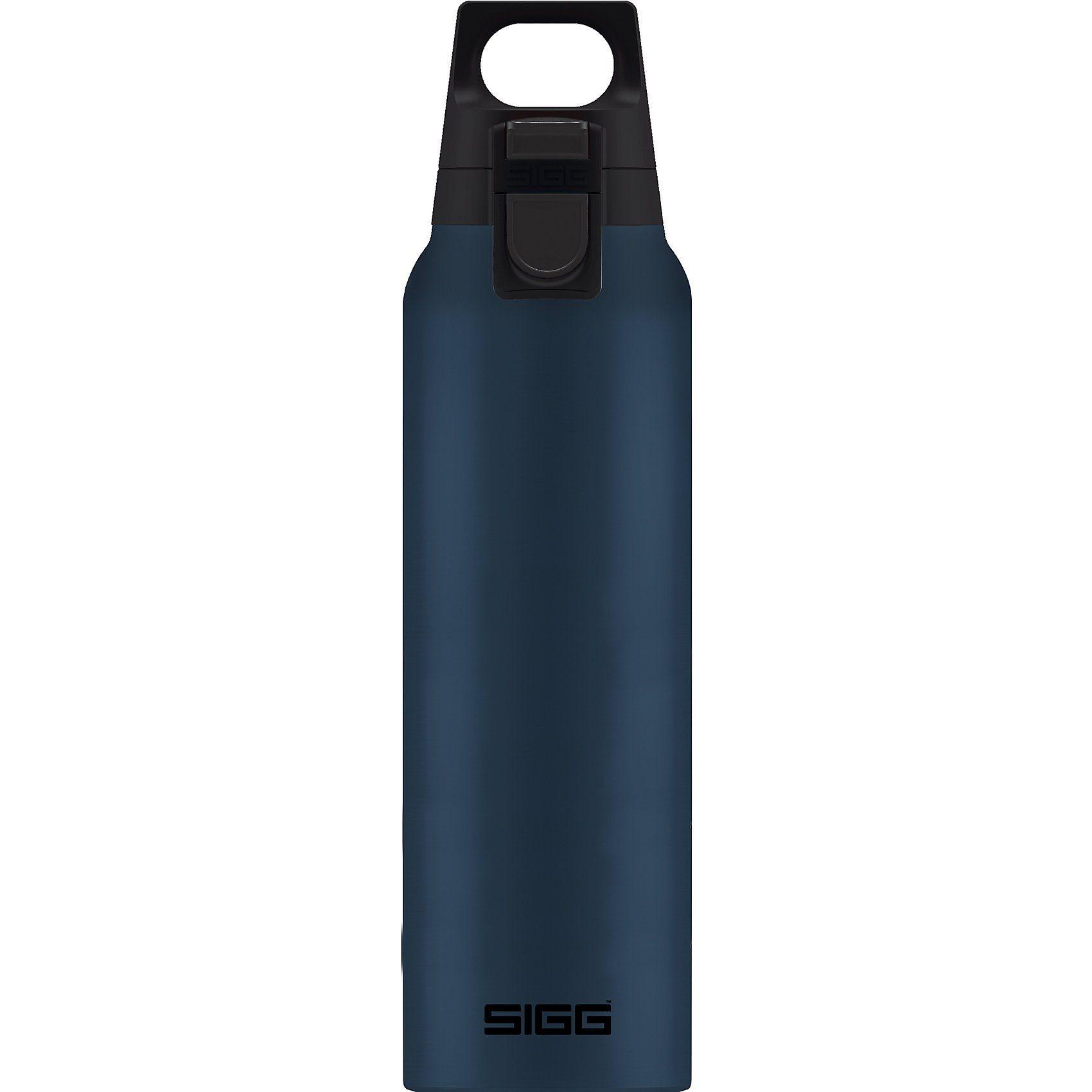Sigg Thermoflasche Hot & Cold ONE Dark, 500ml