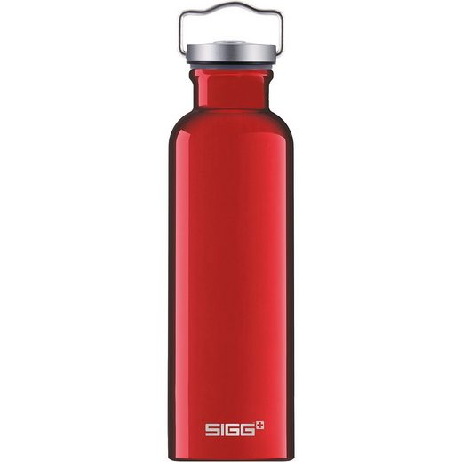 Sigg Alu-Trinkflasche ORIGINAL Red, 500 ml