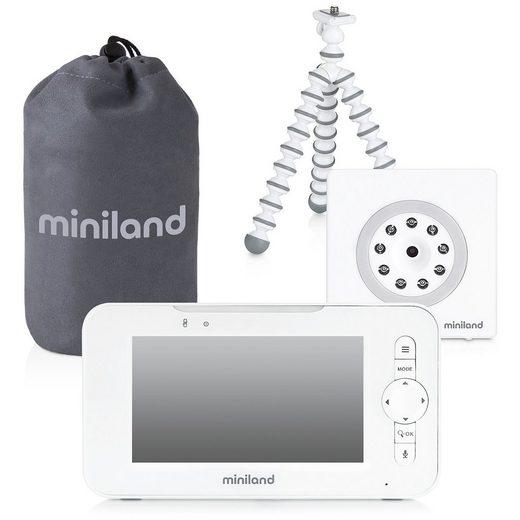 "Miniland 5"" Video Babyphone digimonitor"