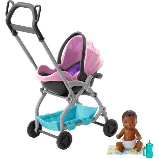 """Mattel® Barbie """"Skipper Babysitters Inc."""" Storytelling Spielset Kind"""