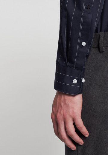 Seidensticker Streifen Kentkragen »tailored« Langarm Businesshemd Tailored xBwB0UqPH