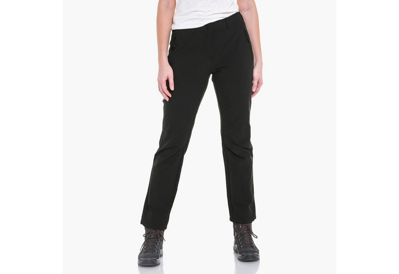 Schöffel Outdoorhose »Pants Engadin«   Bekleidung > Hosen > Outdoorhosen   Schwarz   Nylon   Schöffel