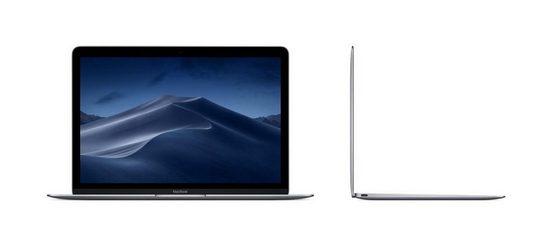 "APPLE MacBook CTO »Intel Dual-Core, 30,5 cm (12""), 512 GB SSD, 16 GB«"