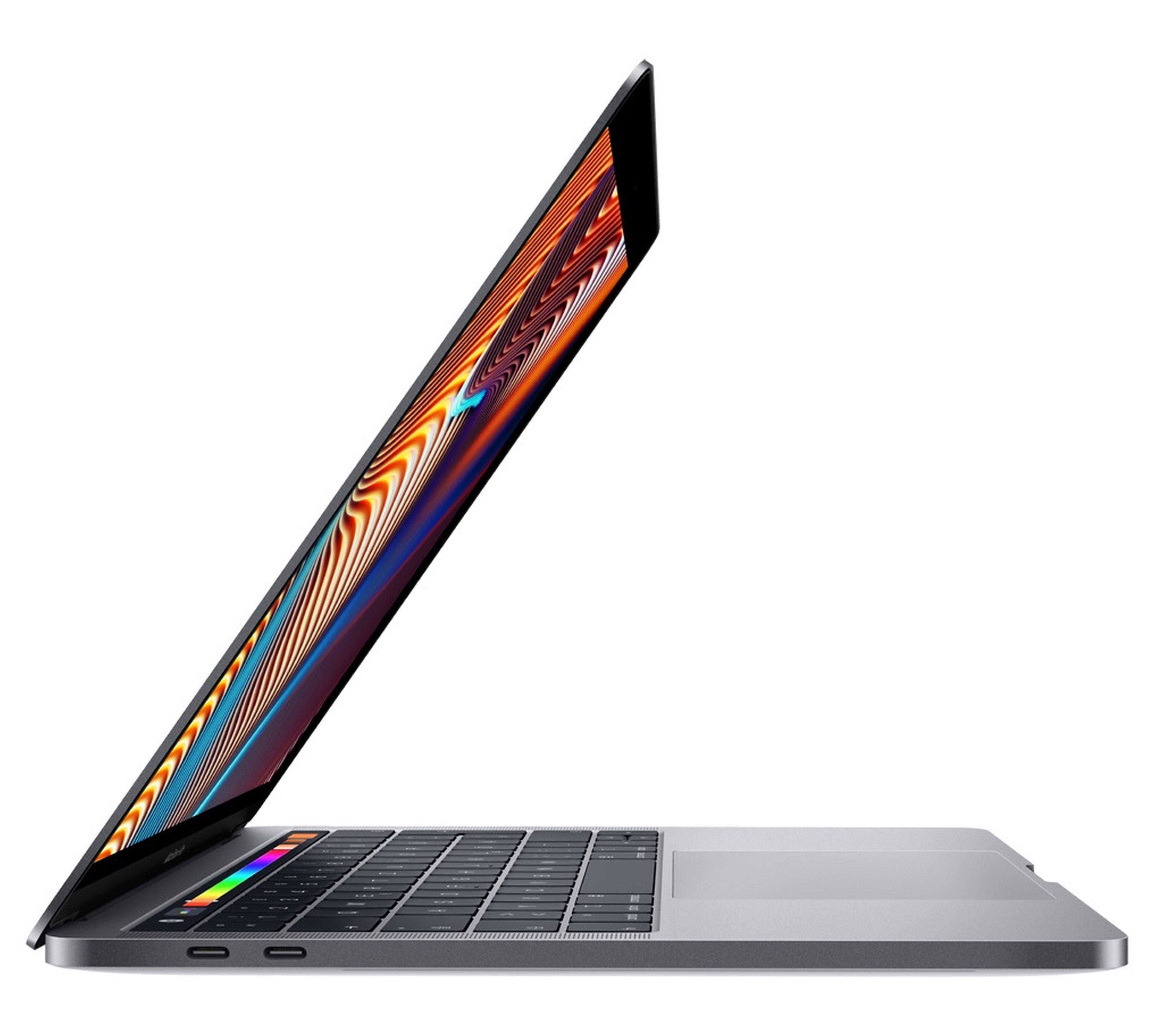 "APPLE Mac Book Pro Touch Bar CTO »Intel Quad-Core, 33,78 cm (13,3""), SSD«"