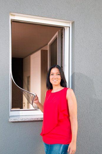 SCHELLENBERG Set: Insektenschutz-Fenster BxH: 100x120 cm