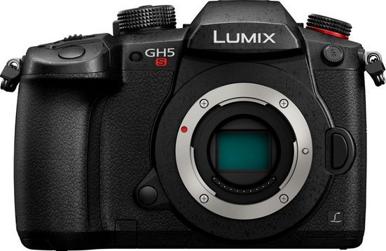 Lumix Panasonic »Lumix DC-GH5SE-K« Systemkamera-Body (10,28 MP, 2x opt. Zoom, Bluetooth, WLAN (Wi-Fi)