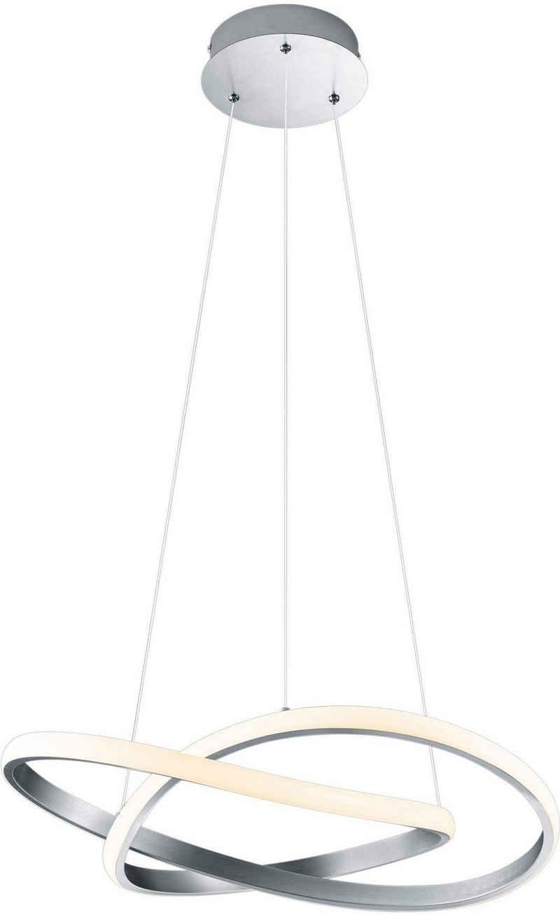 TRIO Leuchten LED Pendelleuchte »LED-Pendel MIRA«, Hängeleuchte, Switch Dimmer