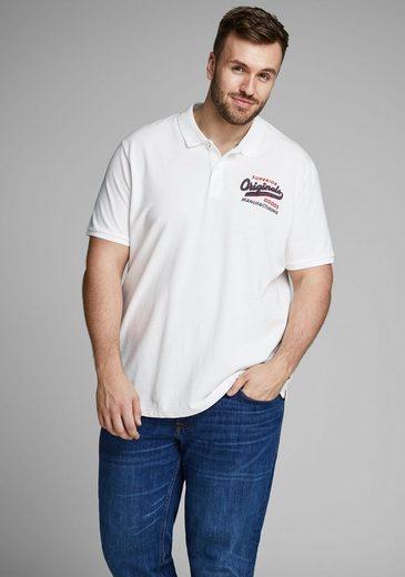 Jack & Jones Poloshirt »VARCITY POLO« bis Größe 6XL
