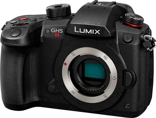 Systemkameras - Lumix Panasonic »Lumix DC GH5SE K« Systemkamera Body (10,28 MP, 2x opt. Zoom, Bluetooth, WLAN (Wi Fi)  - Onlineshop OTTO