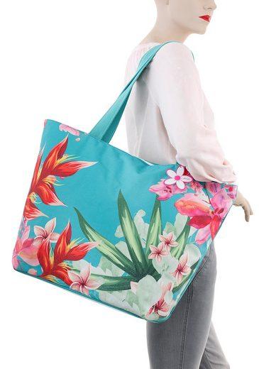 Fabrizio® Druck Schönem Strandtasche Mit Blumen rCFqOrpxw