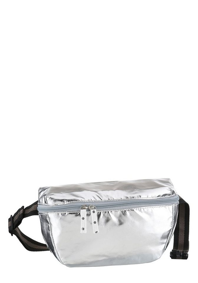 fabrizio® -  Gürteltasche, in Metallic Optik