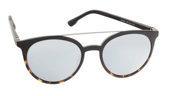 s.Oliver Sonnenbrille (Set, Sonnenbrille inkl. Etui) Federscharnier