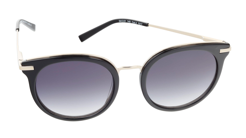 MORE&MORE Sonnenbrille (Set, Sonnenbrille inkl. Etui) Federscharnier