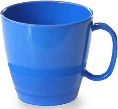 WACA Tasse, Kunststoff, 230 ml, 4-teilig