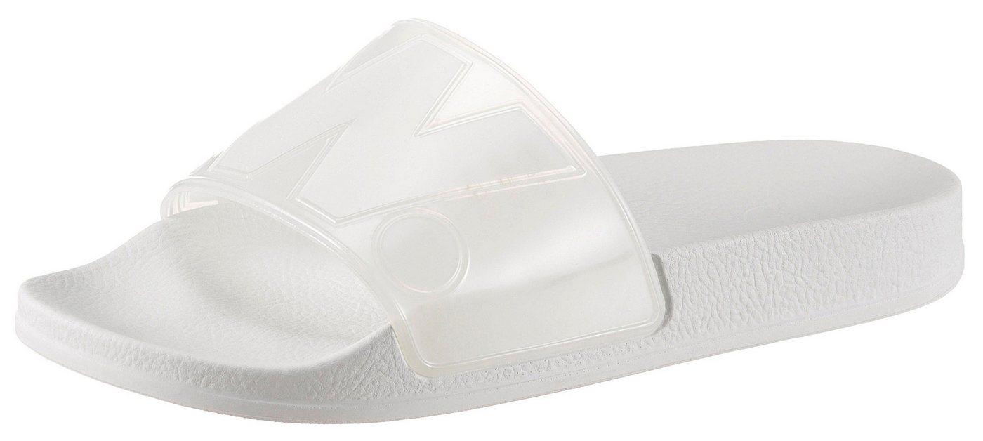 G-Star RAW »Cart Slide II« Pantolette mit breiter Bandage | Schuhe > Clogs & Pantoletten > Pantoletten | Weiß | Jeans | G-Star RAW