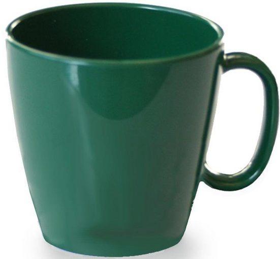 WACA Tasse (4-tlg), Kunststoff, 230 ml