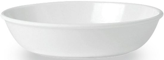WACA Teller, (4 Stück), ideal für Kinder, Melamin, Ø 19 cm